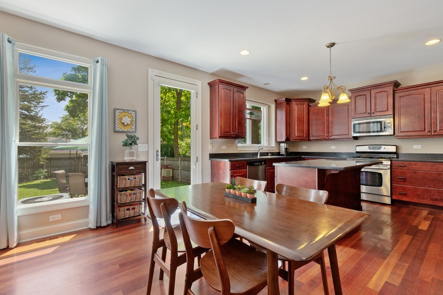 Real Estate Photography - 21391 W Willow Road, Lake Zurich, IL, 60047 - Kitchen