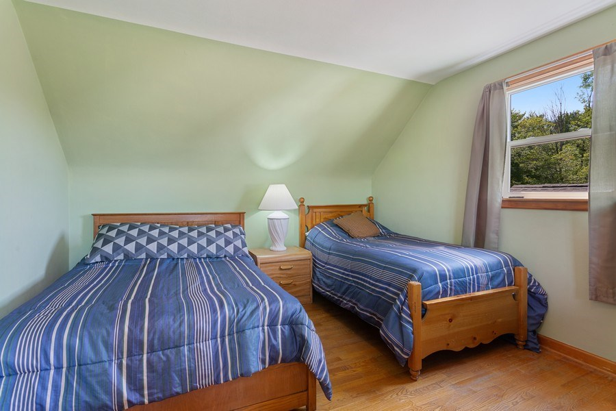 Real Estate Photography - 2125 Dayton Rd., Galien, MI, 49113 - 3rd Bedroom