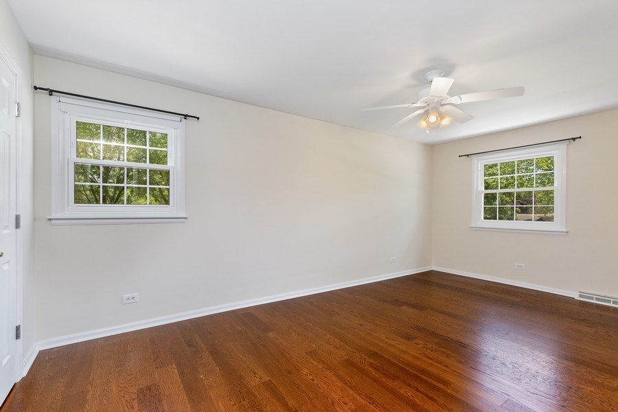 Real Estate Photography - 120 S Deerpath Rd, Barrington, IL, 60010 - Master Bedroom