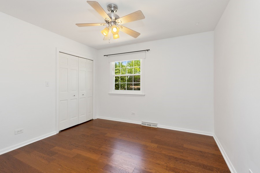 Real Estate Photography - 120 S Deerpath Rd, Barrington, IL, 60010 - 3rd Bedroom