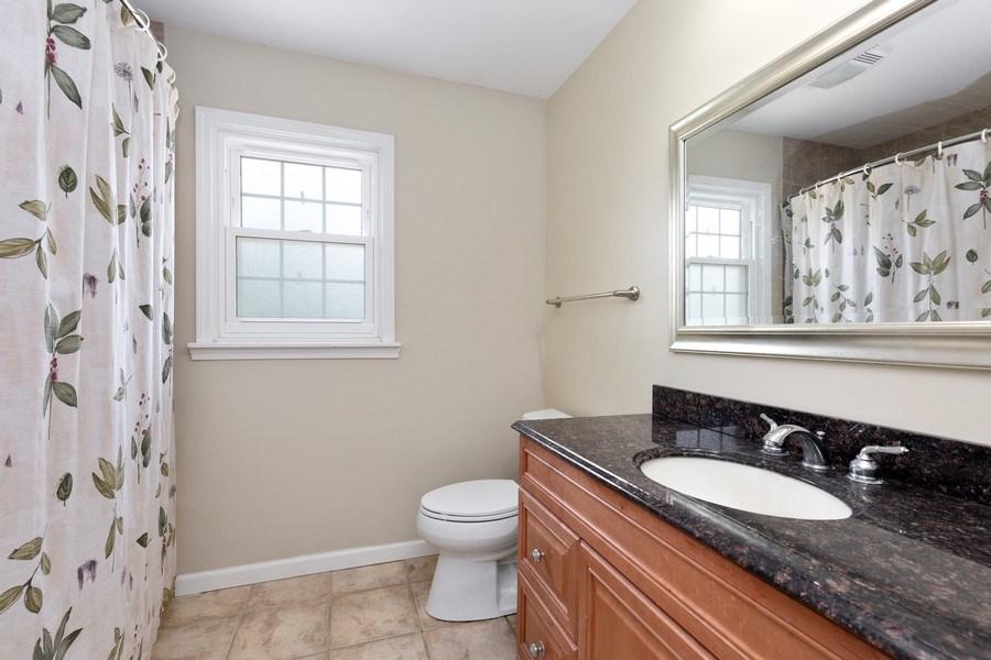 Real Estate Photography - 120 S Deerpath Rd, Barrington, IL, 60010 - 2nd Bathroom