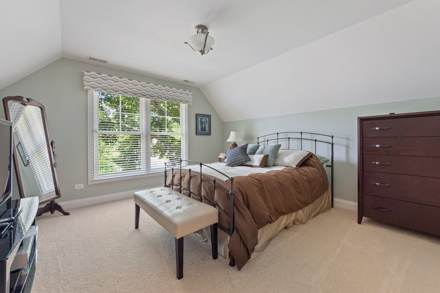 Real Estate Photography - 1211 N Race, Arlington Heights, IL, 60004 - 2nd Bedroom