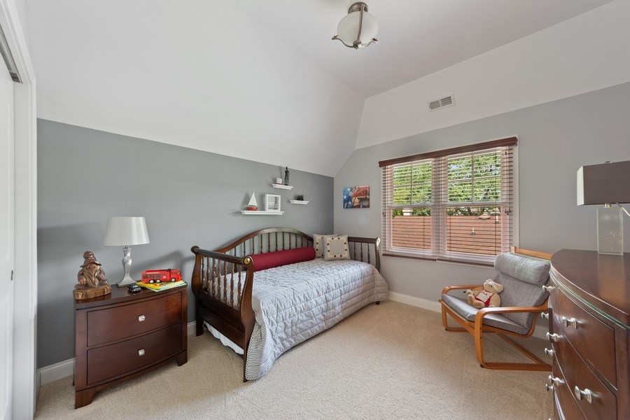 Real Estate Photography - 1211 N Race, Arlington Heights, IL, 60004 - 3rd Bedroom