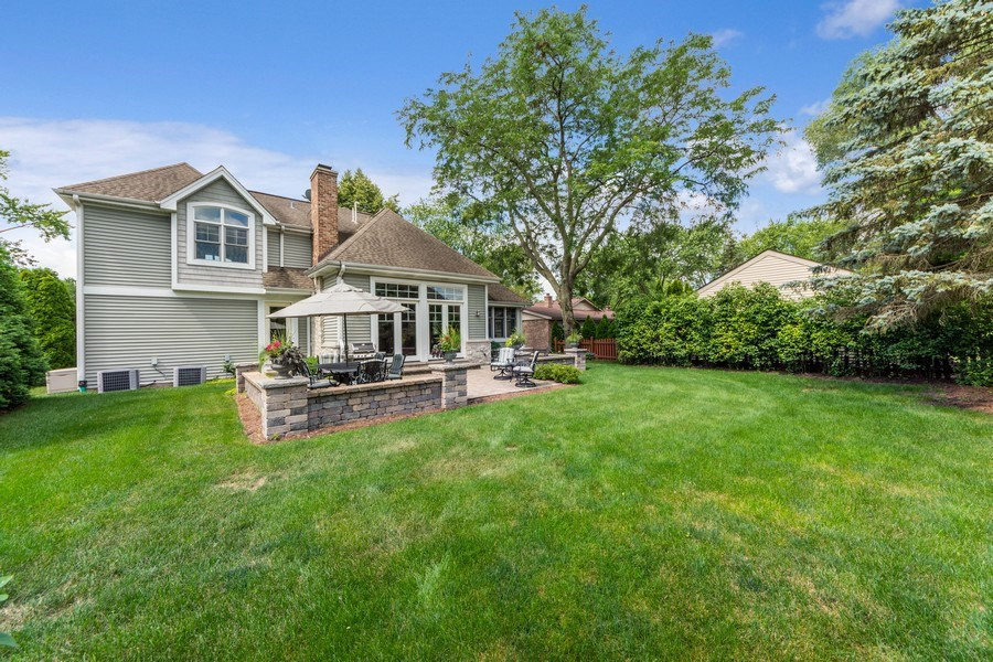 Real Estate Photography - 1211 N Race, Arlington Heights, IL, 60004 - Rear View
