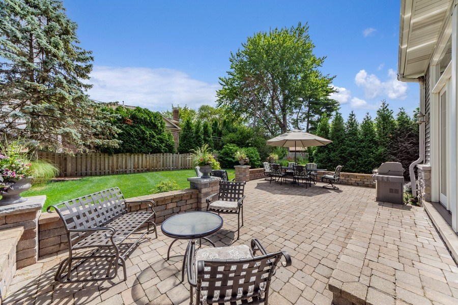 Real Estate Photography - 1211 N Race, Arlington Heights, IL, 60004 - Patio