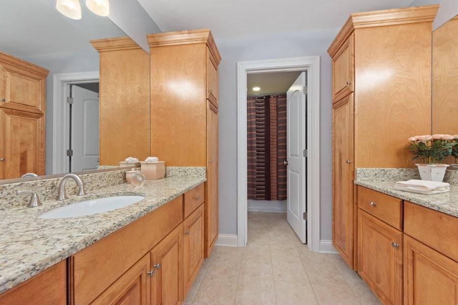 Real Estate Photography - 1211 N Race, Arlington Heights, IL, 60004 - 2nd Bathroom