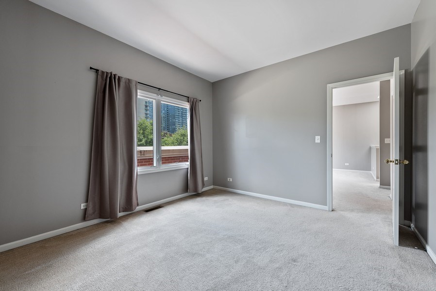 Real Estate Photography - 1222 N Orleans Court, Chicago, IL, 60610 - 3rd Bedroom