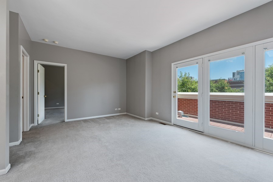 Real Estate Photography - 1222 N Orleans Court, Chicago, IL, 60610 - Rec Room
