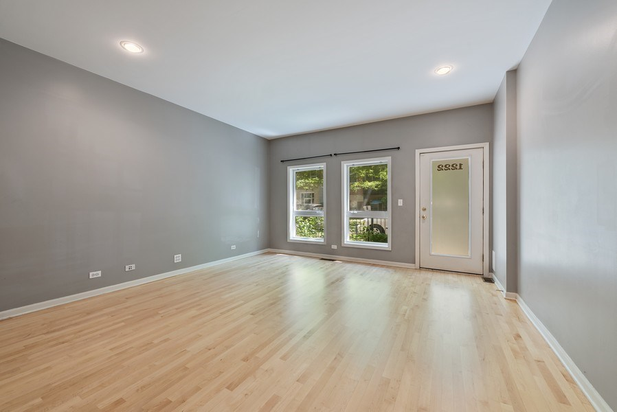 Real Estate Photography - 1222 N Orleans Court, Chicago, IL, 60610 - Family Room
