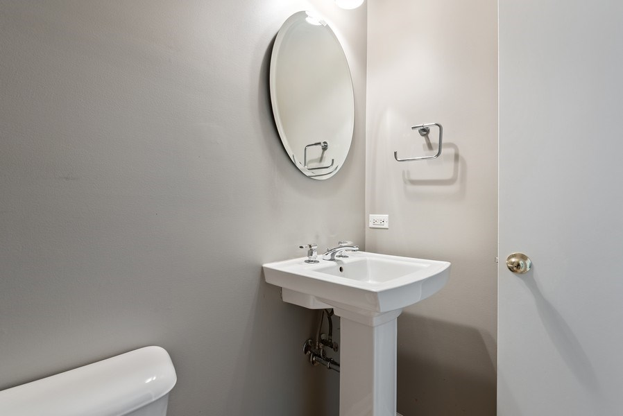 Real Estate Photography - 1222 N Orleans Court, Chicago, IL, 60610 - Half Bath
