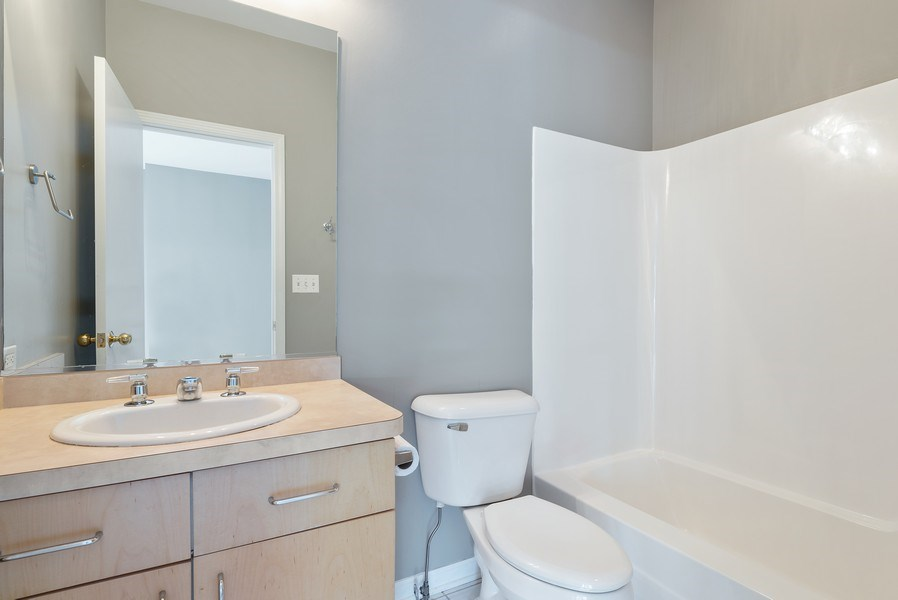 Real Estate Photography - 1222 N Orleans Court, Chicago, IL, 60610 - 2nd Bathroom