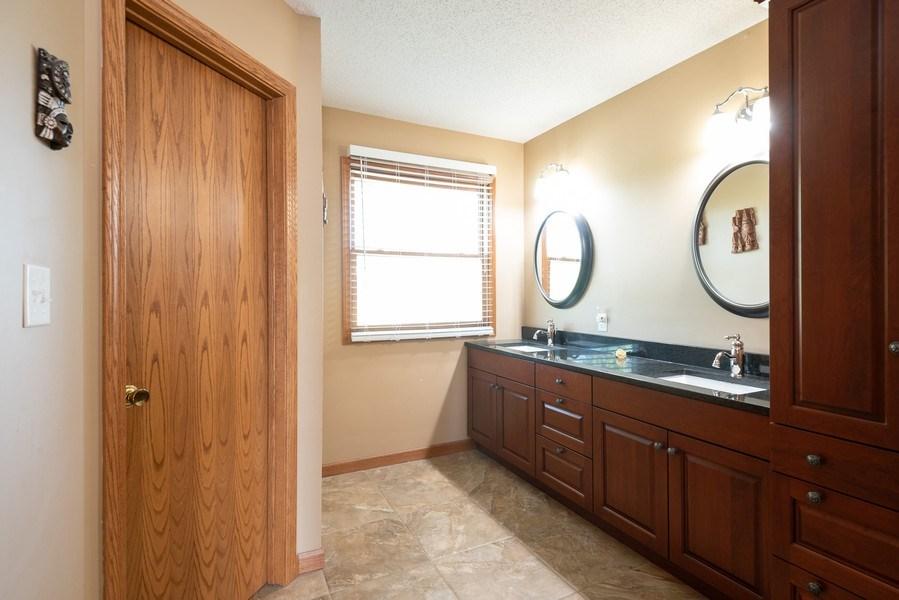 Real Estate Photography - 3947 Kristine St., St. Joseph, MI, 49085 - Master Bathroom
