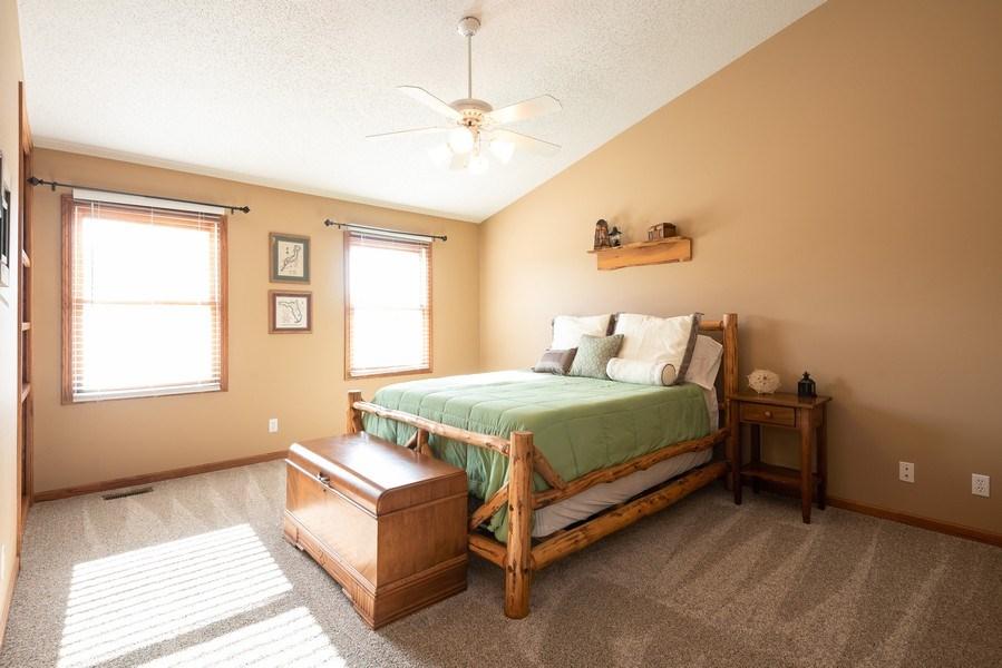 Real Estate Photography - 3947 Kristine St., St. Joseph, MI, 49085 - Master Bedroom