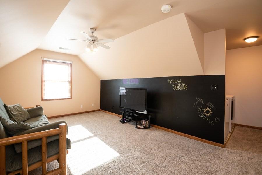 Real Estate Photography - 3947 Kristine St., St. Joseph, MI, 49085 - Bonus Room