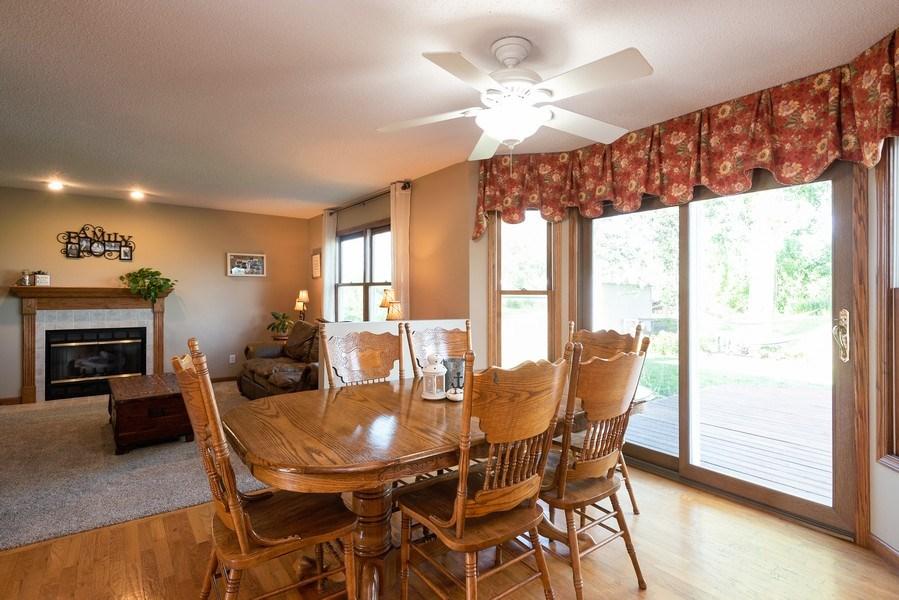 Real Estate Photography - 3947 Kristine St., St. Joseph, MI, 49085 - Dining Area
