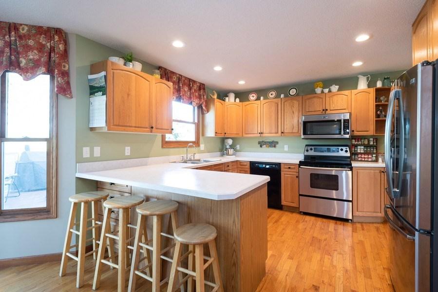 Real Estate Photography - 3947 Kristine St., St. Joseph, MI, 49085 - Kitchen