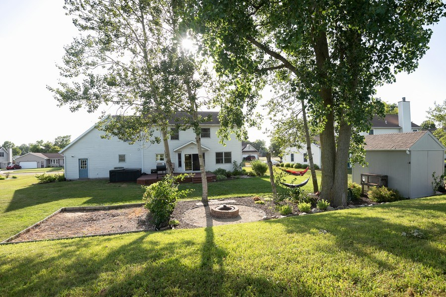Real Estate Photography - 3947 Kristine St., St. Joseph, MI, 49085 - Rear View