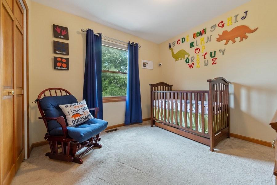 Real Estate Photography - 68 Breckenridge Dr., Aurora, IL, 60504 - 3rd Bedroom