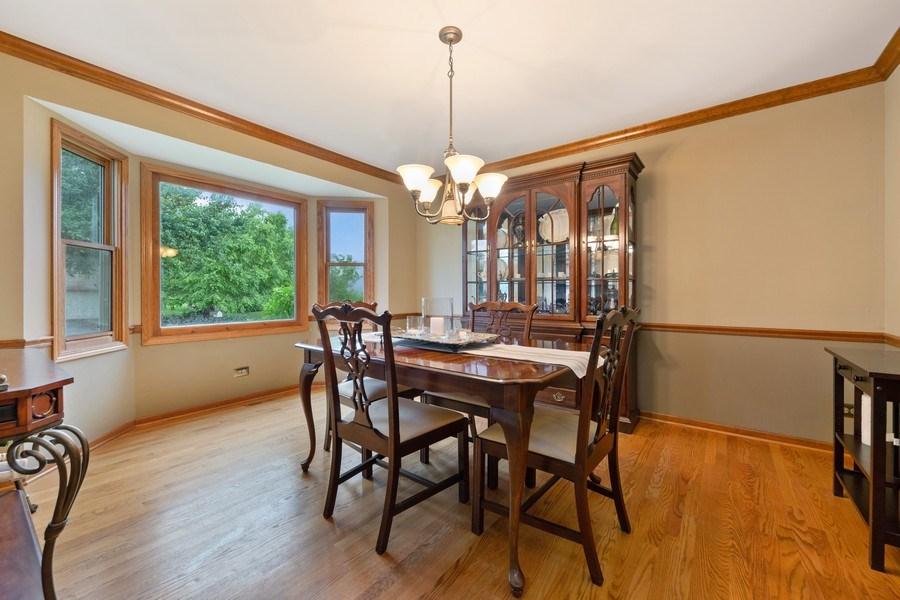 Real Estate Photography - 68 Breckenridge Dr., Aurora, IL, 60504 - Dining Room