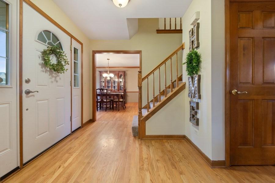 Real Estate Photography - 68 Breckenridge Dr., Aurora, IL, 60504 - Foyer