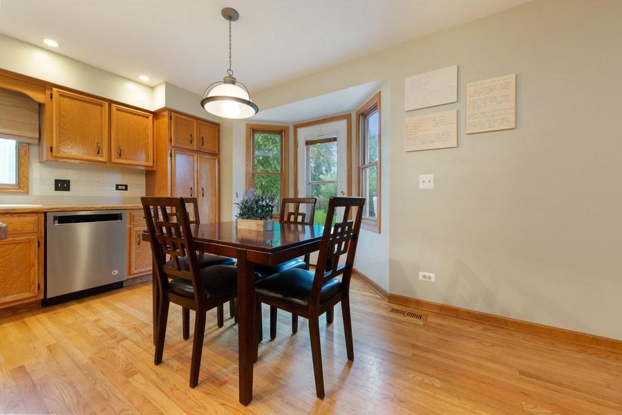 Real Estate Photography - 68 Breckenridge Dr., Aurora, IL, 60504 - Breakfast Area