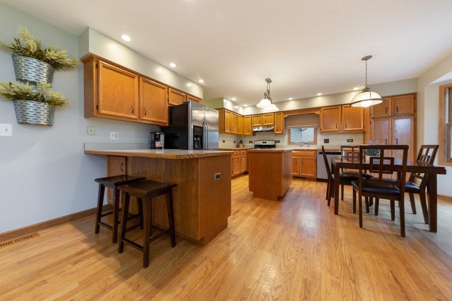 Real Estate Photography - 68 Breckenridge Dr., Aurora, IL, 60504 - Kitchen