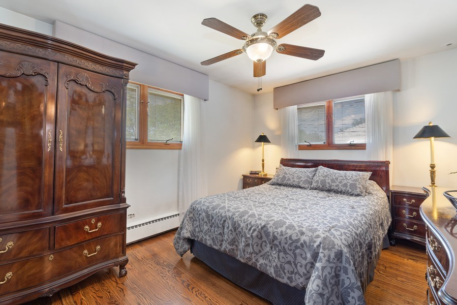 Real Estate Photography - 1205 Longmeadow, Glenview, IL, 60025 - Master Bedroom