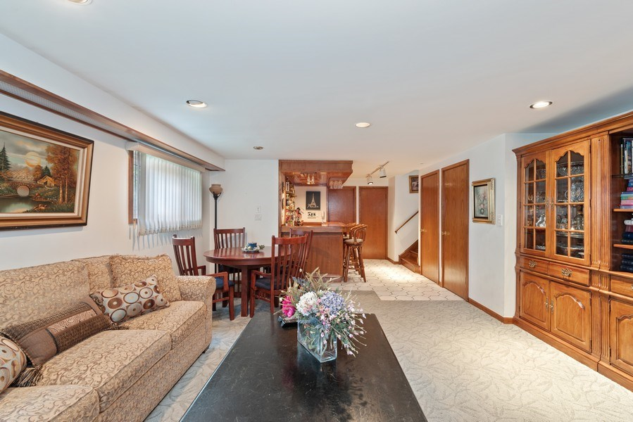 Real Estate Photography - 1205 Longmeadow, Glenview, IL, 60025 - Basement