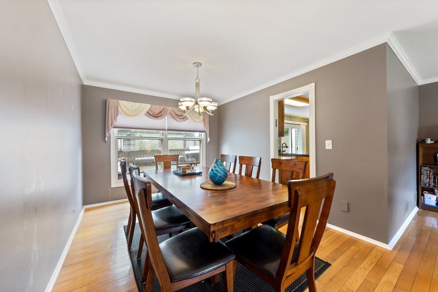 Real Estate Photography - 884 Knollwood, Buffalo Grove, IL, 60089 - Dining Room