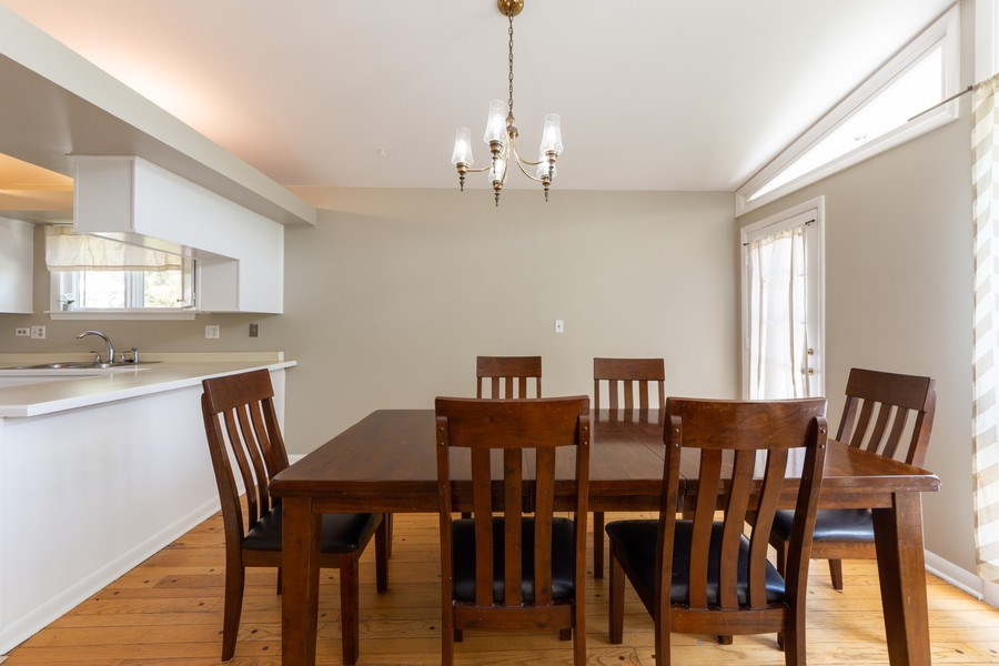 Real Estate Photography - 501 South Street, Barrington, IL, 60010 - Dining Room