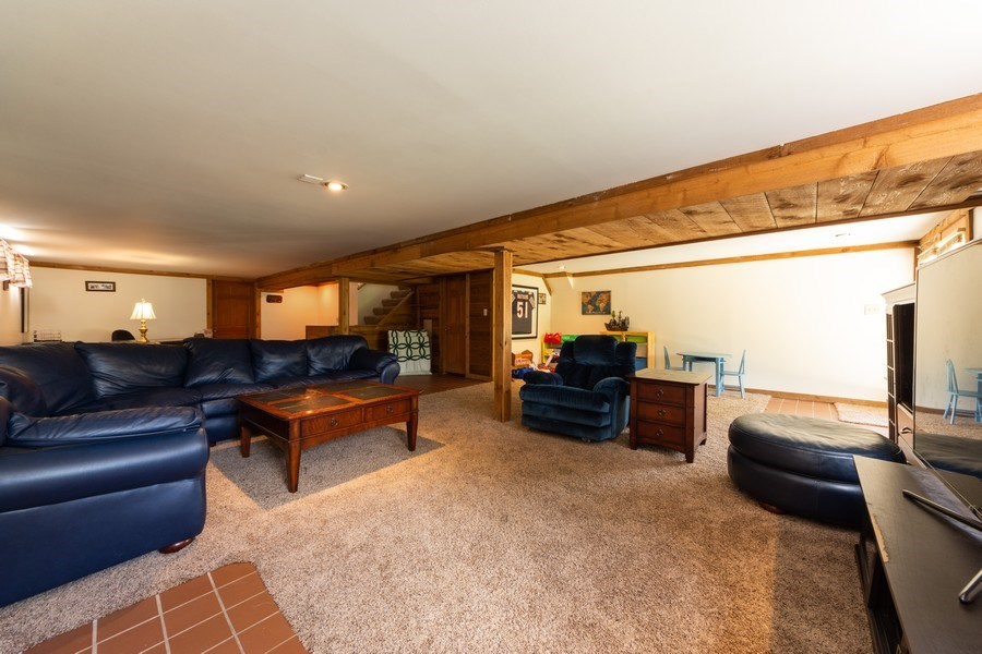 Real Estate Photography - 501 South Street, Barrington, IL, 60010 - Family Room