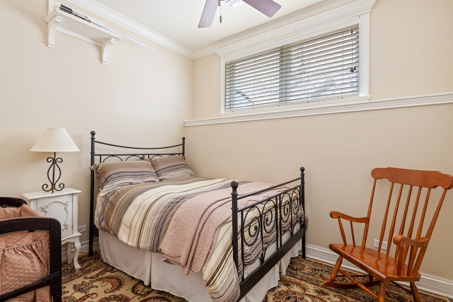 Real Estate Photography - 1822 W School St, Chicago, IL, 60657 - 4th Bedroom