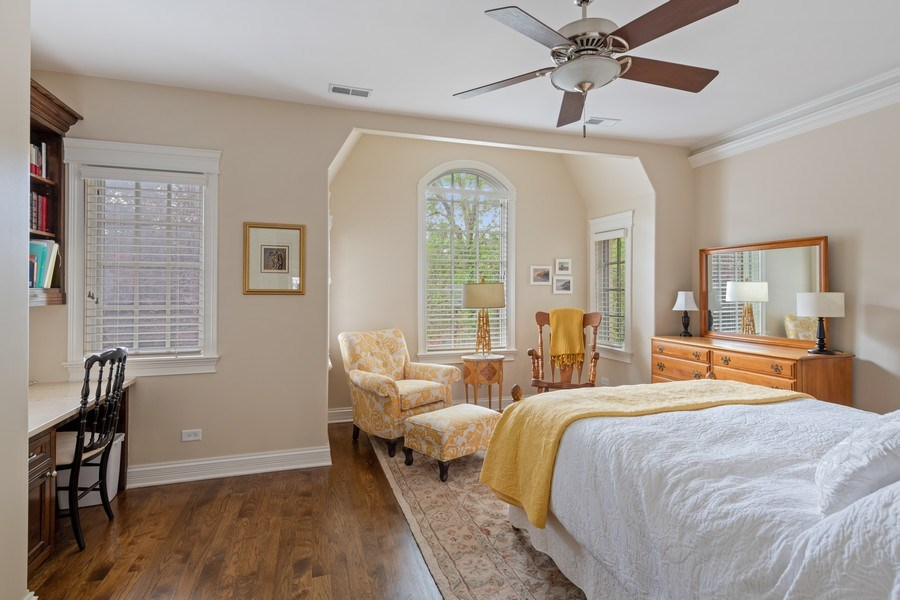 Real Estate Photography - 1822 W School St, Chicago, IL, 60657 - 2nd Bedroom