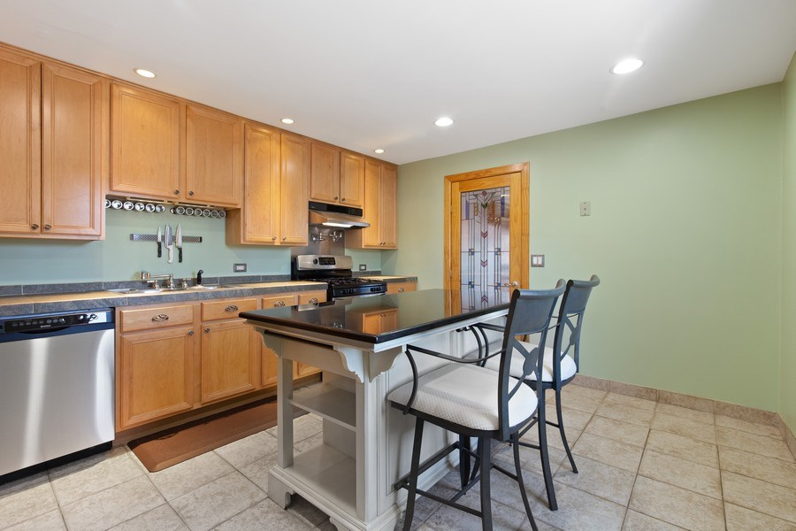 Real Estate Photography - 4638 N Lowell Ave, Chicago, IL, 60630 - Kitchen