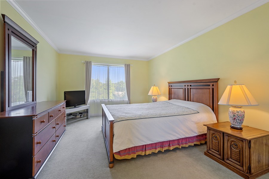 Real Estate Photography - 811 Shoreline Rd, Lake Barrington, IL, 60010 - Master Bedroom