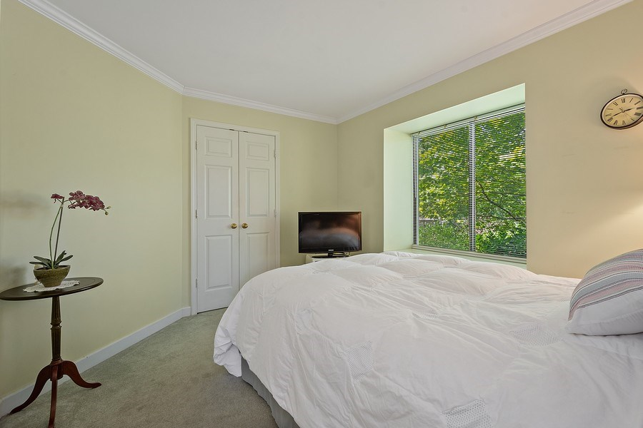 Real Estate Photography - 811 Shoreline Rd, Lake Barrington, IL, 60010 - 2nd Bedroom
