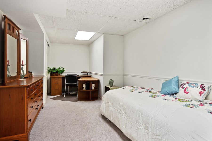 Real Estate Photography - 811 Shoreline Rd, Lake Barrington, IL, 60010 - 3rd Bedroom