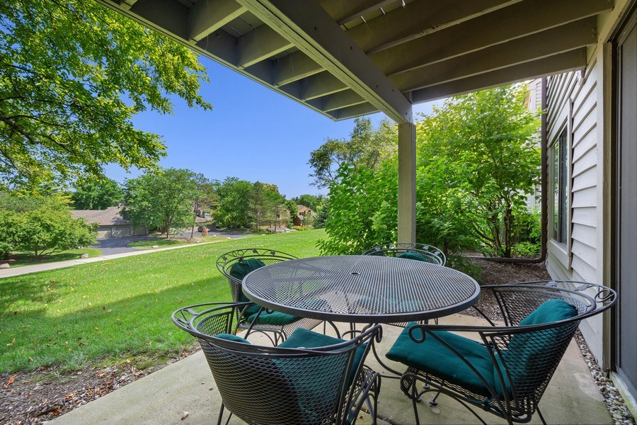 Real Estate Photography - 811 Shoreline Rd, Lake Barrington, IL, 60010 - Patio