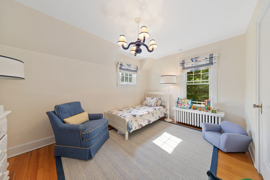 Real Estate Photography - 343 Bryant Ave, Glen Ellyn, IL, 60137 - 3rd Bedroom