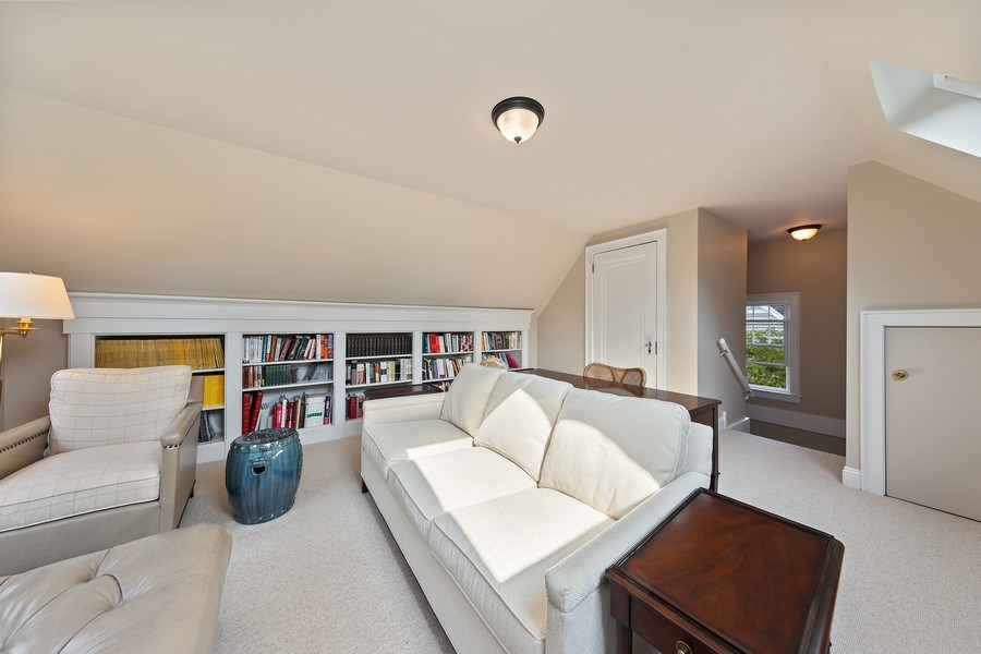 Real Estate Photography - 343 Bryant Ave, Glen Ellyn, IL, 60137 - 3rd Level
