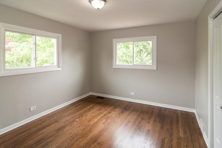 Real Estate Photography - 1109 Victoria Avenue, Berkeley, IL, 60163 - Master Bedroom
