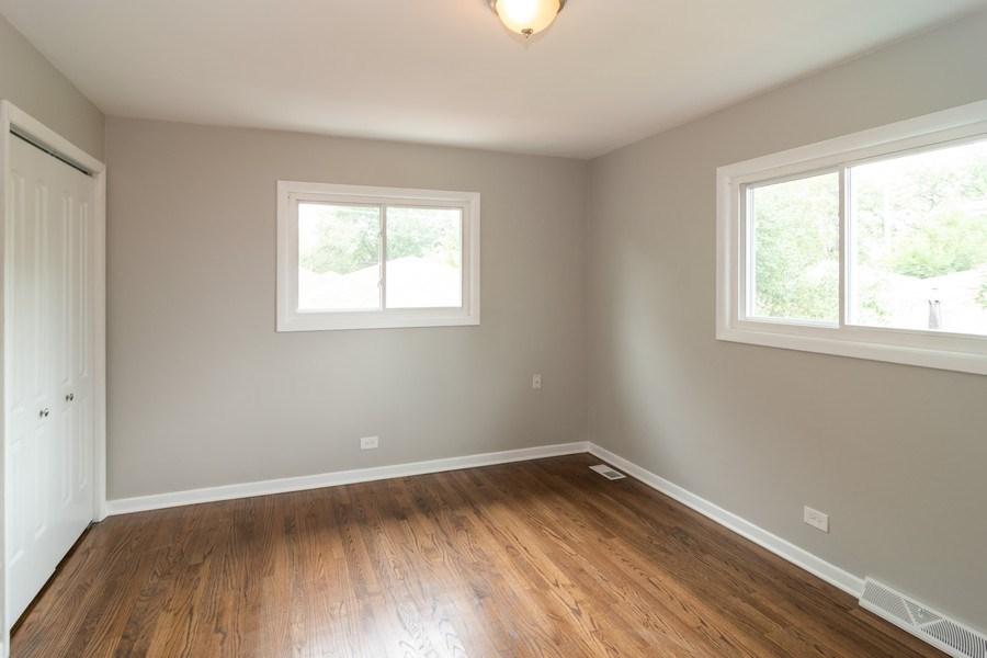 Real Estate Photography - 1109 Victoria Avenue, Berkeley, IL, 60163 - 3rd Bedroom