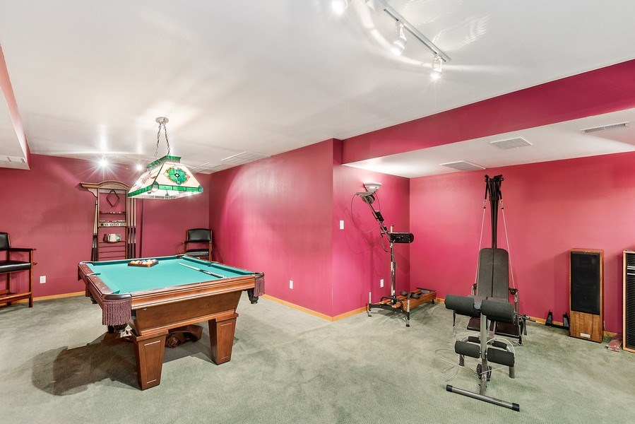Real Estate Photography - 2126 Wagner Road, Buchanan, MI, 49107 - Exercise Room