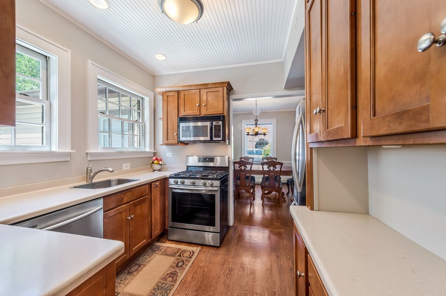 Real Estate Photography - 1969 W. 101st St, Chicago, IL, 60643 - Kitchen