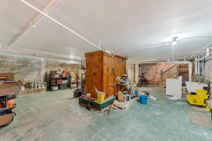 Real Estate Photography - 1969 W. 101st St, Chicago, IL, 60643 - Basement