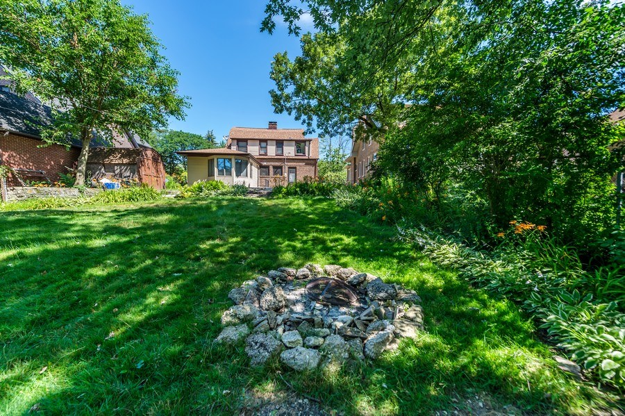 Real Estate Photography - 1969 W. 101st St, Chicago, IL, 60643 - Back Yard