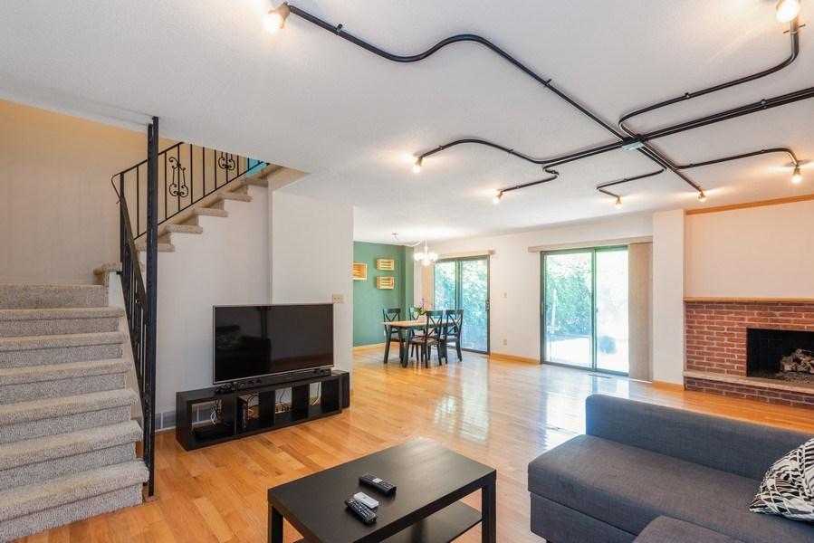 Real Estate Photography - 2727 S Lakeshore Drive, H29, St. Joseph, MI, 49085 - Living Room