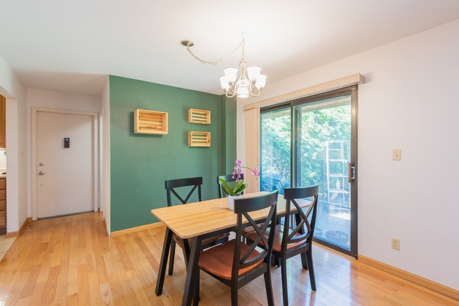 Real Estate Photography - 2727 S Lakeshore Drive, H29, St. Joseph, MI, 49085 - Dining Room