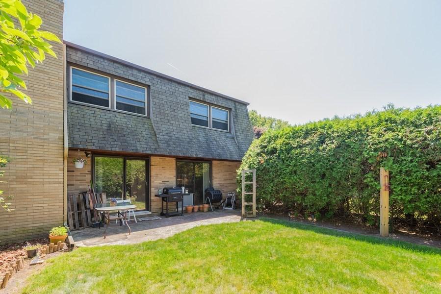 Real Estate Photography - 2727 S Lakeshore Drive, H29, St. Joseph, MI, 49085 - Rear View