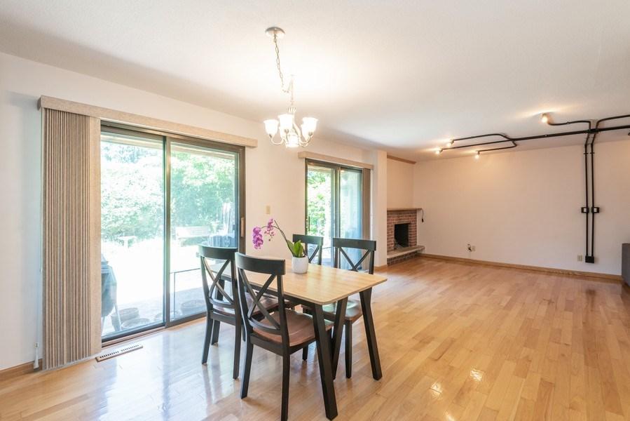 Real Estate Photography - 2727 S Lakeshore Drive, H29, St. Joseph, MI, 49085 - Living Room / Dining Room